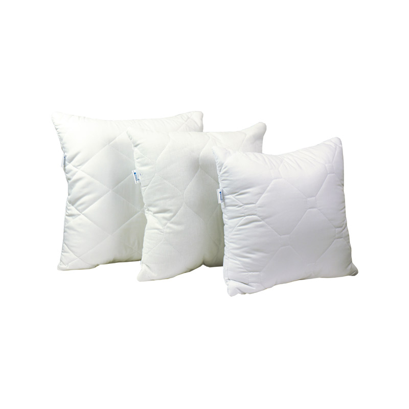 Декоративные - Декоративная подушка белая 40х40 см в ассортименте