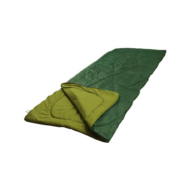 Спальні мішки - Спальний мішок демісезонний 701.52L зелений