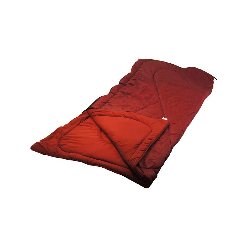 Спальні мішки - Спальний мішок демісезонний 701.52L бордовий