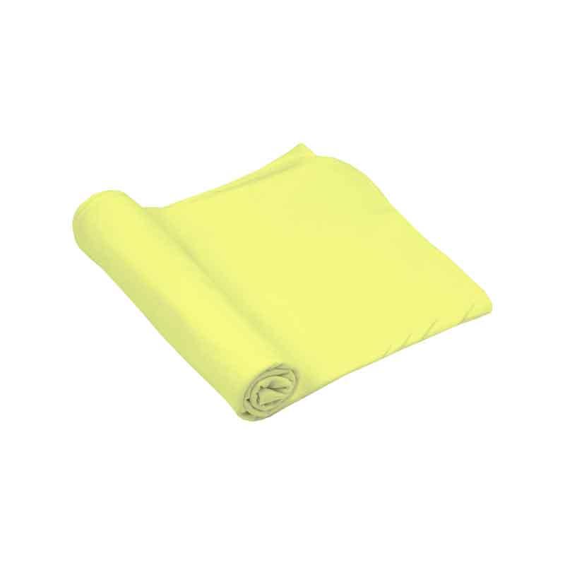 Бавовняні пелюшки - Трикотажна пелюшка жовта 90х110 см